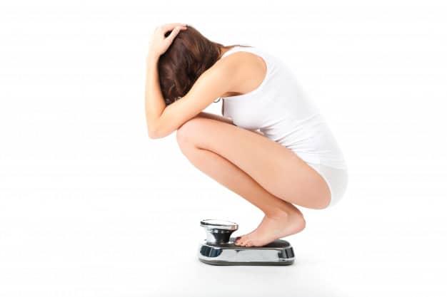 La boulimique ou l'obsession du contrôle du poids